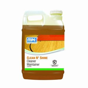 Clean N' Shine Cleaner/Maintainer, 2.5 Gallon Bottles, 2 per case (CNS-25MN)