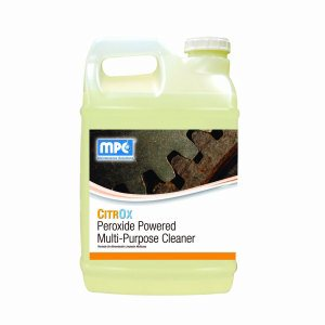 CitrOx Peroxide PoweredMulti-Purpose Cleaner, 2.5 Gallon Bottles, 2 per case w/1 spigot (CPC-25MN)