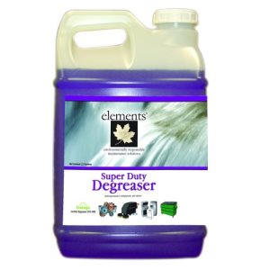 Elements Super Duty Degreaser, 1 Stackable, 2.5 Gallon Container (E12-25MN)