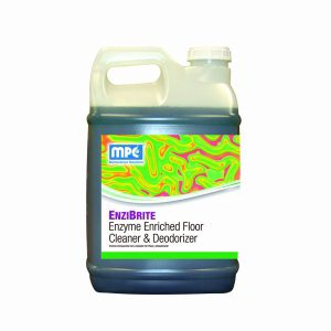 Enzibrite Floor Cleaner, 2.5 Gallon Bottles, 2 per case (EBR-25MN)