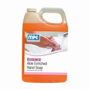 ESSENCE Aloe Enriched Hand Soap, 1 Gallon Containers, 4 per case (ESS-14MN)