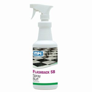 Flashback SB Spray Buff, 1 Quart Bottle (FLS-1QMN)