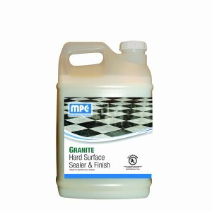 Granite Hard Surface Sealer & Finish, 2.5 Gallon Bottles, 2 per case (GRA-25MN)