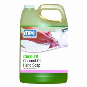 COCO 15 Coconut Oil Hand Soap, 1 Gallon Bottle (H15-01MN)