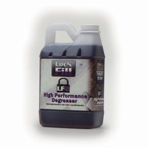 High Perfomance Degreaser for Lock N Fill Dispenser, 2 - 1/2 gallons Bottles (LF6-.5MN)