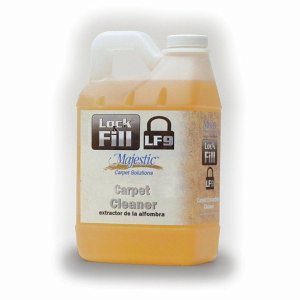 Carpet Extraction Cleaner for Lock N Fill Dispenser, 2 - 1/2 gallons (LF9-.5MN)
