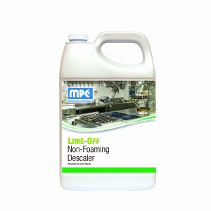 LIME OFF Non Foaming Descaler, 2.5 Gallon Bottles, 2 per case (LIM-25MN)