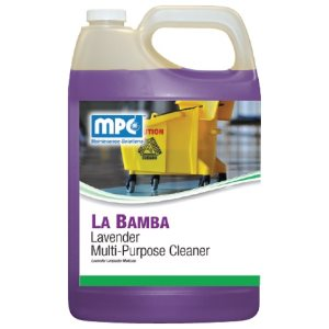 LA BAMBA Lavender Multi-Purpose Cleaner, 4 Gallons (LMP-14MN)