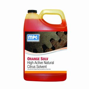 Orange Solv High Active Natural Citrus Solvent, 1 Gallon Containers, 4 per case (OSO-14MN)