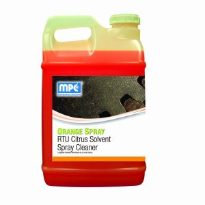 ORANGE SPRAY RTU Citrus Solvent Spray Cleaner, 2.5 Gallon Bottles, 2 per case (OSP-25MN)