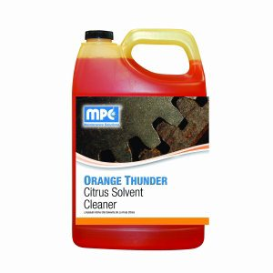Orange Citrus Solvent Cleaner, 1 Gallon Containers, 4 per case (OTH-14MN)