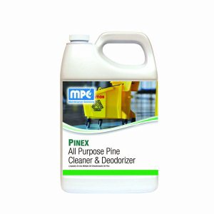 PINEX All Purpose Pine Cleaner & Deodorizer, 1 Gallon Bottle (PIN-01MN)