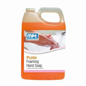 Plush Foaming Hand Soap, 2.5 Gallon Bottles (PLU-25MN)