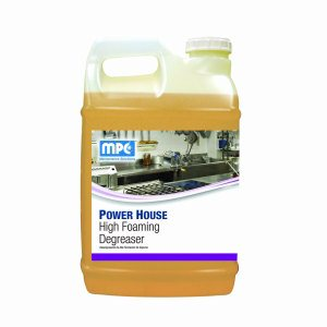 POWER HOUSE High Foaming Degreaser, 5 Gallon Pail (POW-05MN)