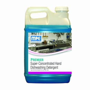 PREMIER Super-Concentrated Hand Dishwashing Detergent, 2.5 Gallon Bottles, 2 per case (PRM-25MN)