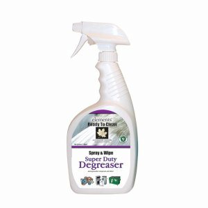 Elements Super Duty Degreaser, 12 - 32-oz. Spray Bottles (R12-12MN)
