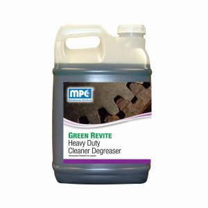 GREEN REVITE Heavy Duty Cleaner Degreaser, 2 - 2.5 Gallon Conysinrtd (REG-25MN)