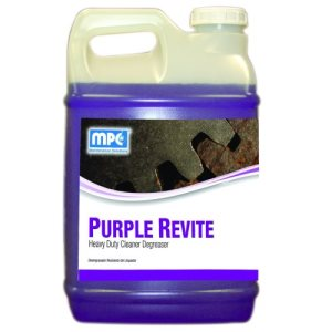Purple Revite Heavy Duty Cleaner Degreaser, 1 Gallon Bottle (REP-01MN)