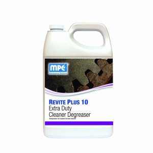 REVITE PLUS 10 Extra Duty CleanerDegreaser, 1 Gallon Bottle (RET-01MN)