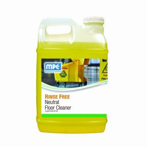 Rinse Free Neutral Floor Cleaner, 2.5 Gallon Bottles, 2 per case (RIN-25MN)