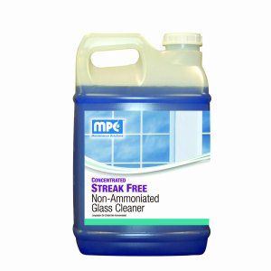 Concentrated Streak Free Non-Ammoniated Glass Cleaner, 5 Gallon Pail (SFC-05MN)