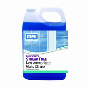 Concentrated Streak Free Non-Ammoniated Glass Cleaner, 1 Gallon (SFC-01MN)