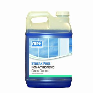STREAK FREE Non-Ammoniated Glass Cleaner, 5 Gallon Pail (STF-05MN)