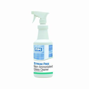 STREAK FREE Non-Ammoniated Glass Cleaner, Quart Bottle (STF-1QMN)