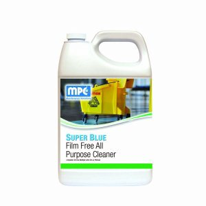 Super Blue Film Free All-Purpose Cleaner, 4 Gallons (SUB-14MN)