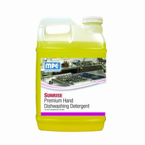 SUNRISE Premium Hand Dishwashing Detergent, 5 Gallon Pail (SUN-05MN)