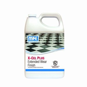 X-Cel Plus Extended Wear Floor Finish, 4 Gallons (XCE-14MN)