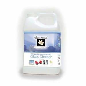 Elements Non-Ammoniated Glass Cleaner, 2 - 2.5 Gallon Containers (E02-25MN-001)