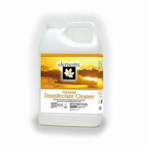 Elements Neutral Disinfectant Cleaner, 4 Gallon Containers (E04-14MN)