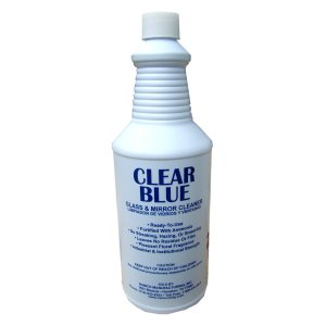 Namco Clear Blue Glass Cleaner, 32 oz, 12 Bottles 12 (5016)