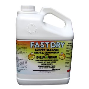Namco Fast Dry Carpet Cleaner & Rinse With D'limonene, 4 Gallons (5001B-1)