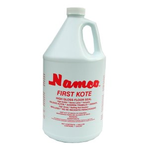 Namco Mfg Inc First Kote & Floor Sealer, 1 gallon, Carton of 4 (2069-1)
