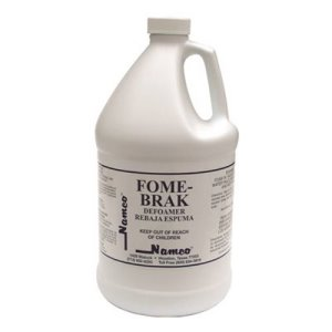 Namco Fome-Brak Carpet Defoamer, 4 - 1 Gallon Bottles (2008-1)