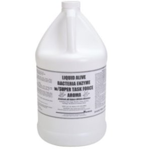 Namco Liquid Alive Bacteria Enzyme with Super Task Force Aroma, 1 Gallon (4116B)