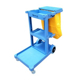 Namco Maid Cart With Vinyl Bag, Blue (6035)