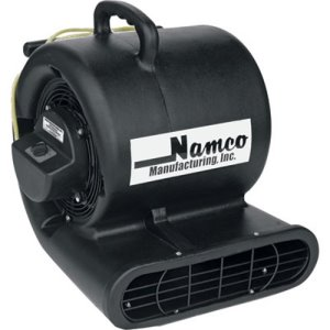 Namco Manufacturing Floor & Carpet Blower, 1/2 HP, 3 Speed, 3200CFM (1006)