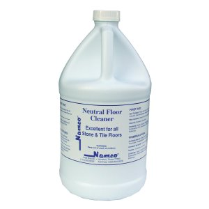 Namco Mfg Inc Neutral Floor Cleaner, 1 gal., Case of 4 (5070-1)