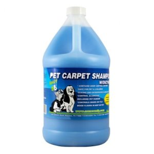 Namco Doggy Do Pet Carpet Shampoo, 1 Gallon Size, 4 Bottles (5019-1)