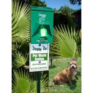 Namco Mfg Inc Doggy Do Pet Waste Station Complete, Without Pole (2129)