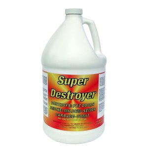 Namco Mfg Inc Super Destroyer Odor Eliminator, 1 gal., Case of 4 (2050B-1)