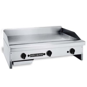 "American Range Professional Griddle Thermostatic Control 36""W x 30""D x 10""H, 1"" thick plate (AETG-1-36-24-XT)"