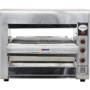 "Omcan Conveyor Oven, 14"" Belt, 240v (11387)"