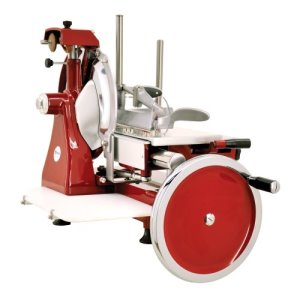 "Omcan Manual Volano Slicer with Standard Flywheel 12"" (13634)"