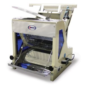 "Omcan 1/2"" Bread Slicer, 0.25HP, 110v (44247)"