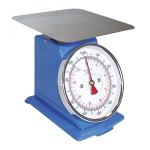 Omcan Products Dial Spring Scale with 22 Lbs. Capacity, Each (10845)