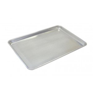 "Omcan Products 18"" X 26"" Aluminum Perforated Tray, Each (39531)"